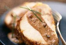 LE PORC / Comment cuisiner le porc, quelques idées ci-dessous.
