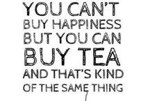 Tea! / by Leslie Aukshun