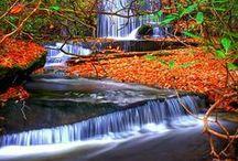 waterfalls / by vivi stath