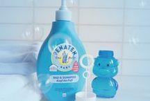 PENATEN® Babypflege / Hier gibt's für jeden kleinen Schatz und seine Mama die richtige Pflegelinie.