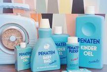 Über 100 Jahre PENATEN® / Seit einem Jahrhundert ist es das Anliegen von PENATEN®, Eltern bei der Babypflege und -fürsorge mit innovativen Produkten hilfreich zur Seite zu stehen.