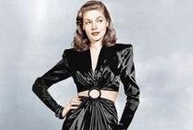HH 1940s Noir  : Vintage Fashion / Inspiration behind the dress