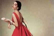 HH Red : Vintage Fashion