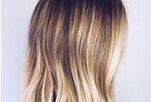 Hair Colour Inspiration (Ash Blonde)