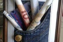 Geldgeschenke / Geld einfach in einem Umschlag verschenken? Kommt gar nicht in die Tüte!!! Hier kreative Ideen...