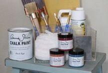 Hobby Spaces / Hobby drawer organizers