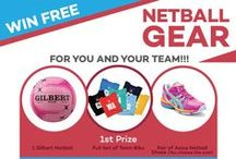 Netball Competition / The latest Netball competition from Elite Sports Drills