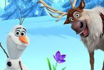 ☃ OLAF ⛄️ / Ich liebe dieses Kerlchen!!!