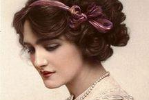 1910's hair