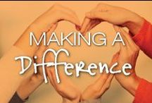 Advocacy / Make a difference