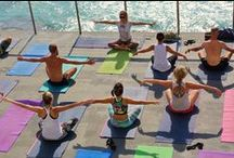 "Yoga / Yoga means ""union"", union of mind body & spirit. Yoga is an ancient art & science of health, healing & spirituality."
