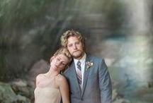 A Geode Theme Wedding