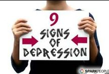 Signs of Depresssion / The signs & symptoms of depression include several surprising items. Research suggests that 16 million Americans deal with at least one major episode of depression each year.