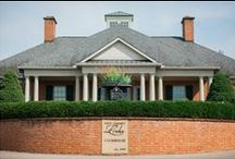 Venue: New Albany Links Country Club / Columbus, OH New Albany Links Country Club Wedding Venue