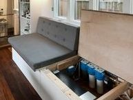 Tiny Home Organization / Organization tips for the tiniest of spaces!