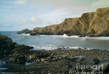 HARTLAND PENINSULA PRINTS - NORTH DEVON / Fine art photographic prints of the Hartland Peninsula area (including Hartland Quay) from photos by Richard Brookes. Please click on image / link to see different formats, sizes and products available.