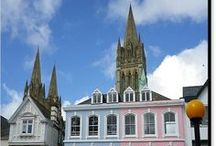 TRURO PRINTS - CORNWALL / Fine art photographic prints of Truro in Cornwall from photos by Richard Brookes. Please click on image / link to see different formats and sizes available.