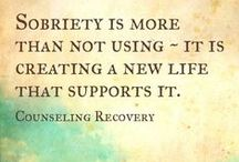 Recovery Quotes / Recovery is a spiritual journey and and a new way of life. It is full of wonderful sayings and quotes. Here are some we hpoe bring hope and courage.