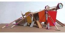 MASCOTA DE JARDÍN / PQÑ / V 2.0 / Proyecto Soporte para juegos infantiles (hasta 9 años).  Se presenta como un bicharraco que permite ser abordado, escalado, resbalado y recorrido. Dando rienda suelta a la imaginación y al desarrollo motriz, explorativo y aventurezco de los pequeños y pequeñas. Posee paneles habilitados como pizarras y superficies con aplicaciones para muro de escalada.