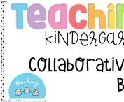 Teaching Kindergarten / Check out these AWESOME kindergarten resources from Teachers Pay Teachers! Collaborators- Please pin 2 freebies to 1 paid items. Thank you for your contributions. If you would like to join this board please email me at teachingbiilfizzcend@gmail.com