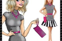 Barbie fashionista
