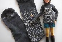 Moldes de roupas para bonecas