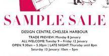 Sample SALE! - Design Centre / Sample SALE! - Design Centre