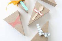 Packaging / Pretty packaging