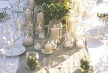 Fiestas en el jardín / #fiestas  |  #party  | bodas  |  wedding  |  cenas |  dinner  |  #jardín  |  #garden