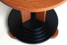 Art Deco Furniture - Art Deco Meubelen / Inspiration for Art Deco Furniture, Architecture & Interiors.