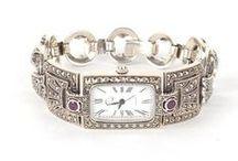 Art Deco Jewellery - Art Deco Sieraden / Art Deco brooches, necklaces, pendants, rings, bracelets & earrings.