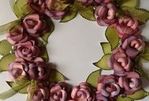 Wreaths / by Craftwork Cards