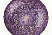 Peacock Patterns - Pauw Patronen  / Art Nouveau/Jugendstil inspiration