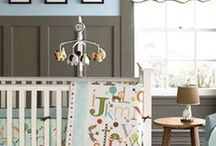 Baby | Boy Nursery / Baby boy nursery decor ideas