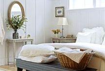 Slaapkamers in Landelijke Stijl