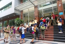 HCMC - International Schools / Thinking of moving to HCMC with kids? Here are the top international schools. Click through to visit their websites.