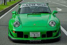 [Whip] EDM × Porsche × RWB / Only models built by Japanese tuner RAUH Welt Begriff, RWB from European auto manufacturer Porsche / by RAWMADE™