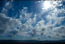 Look! Sky-Walker / Sky, cloud appreciation, information.