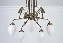 Art Nouveau Verlichting - Art Nouveau Lighting