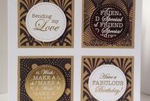 Sentiments / by Craftwork Cards