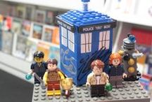 All things Whovian... / by Jacklyn Boyland