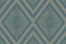 Art Deco & Art Nouveau Behang - Art Deco & Art Nouveau Wallpaper