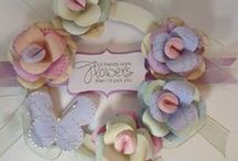 Ribbons & Roses / by Craftwork Cards