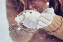 Let it snow, winter..❄