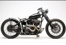 [Whip × Bike] Motorcycle × Bobber/Bagger/Chopper/Custom / Hardtails, Choppers, Customs & in between.  / by Chris Foley