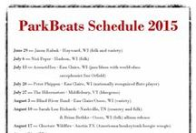 The Heartbeat Center's ParkBeats musicians / Links to the music of The Heartbeat Center's ParkBeats performers