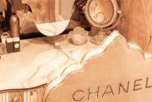 Dressing table, wardrobe