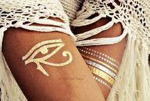 Subtle tattoos