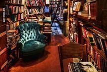 Books...books and more books / Books