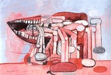 Philip Guston / by Dick Aunspaugh